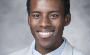 Senior Jamal Edwards was one of only 10 undergraduates nationwide selected as a 2015 Thomas R. Pickering Foreign Affairs Fellow. | Special to The Chronicle
