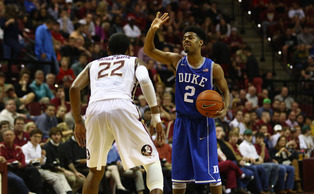 Senior Quinn Cook scored a season-high 26 points in Monday's 73-70 win at Florida State and will look to keep the hot hand against Syracuse.