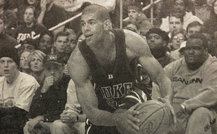 Shane Battier became the first Duke player to win back-to-back NBA titles. (Chronicle File Photo)