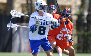 Sophomore Jack Bruckner did what no Blue Devil had done since 2011 against Virginia Sunday when he netted seven goals to lead Duke to its first ACC win of the season.
