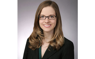 Jenn Bandy graduated from the School of Law in 2012.