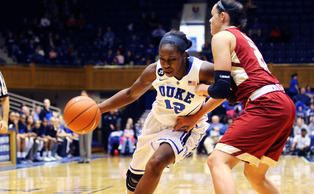 Few people outside the program have believed Duke can reach the Final Four following the loss of Alexis Jones and senior Chelsea Gray.