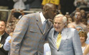 Former North Carolina head coach Dean Smith passed away Feb. 7 at his home in Chapel Hill.