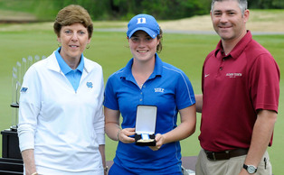 Leona Maguire has had a standout freshman campaign, vaulting to the top of the national rankings | Sara Davis, theACC.com