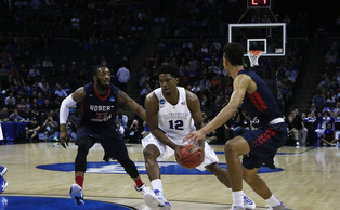 Justise Winslow stuffed the stat sheet with 13 points, 12 rebounds, five assists, four steals and three blocks in Sunday's win against San Diego State. The victory will send Winslow home to Houston for the Sweet 16.