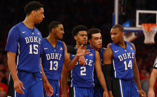 The Blue Devils have one of the toughest stretches of the season following their comeback victory against St. John's Sunday, as Duke must now travel to No. 8 Notre Dame and No. 3 Virginia to close the week.
