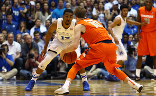 Duke sophomore Matt Jones has started the last seven games for the Blue Devils.