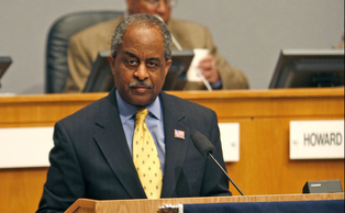 Durham Mayor Bill Bell gave his 13th State of the City speech Thursday evening.