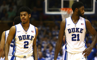 Duke captains Quinn Cook and Amile Jefferson didn't shirk their media duties after the Blue Devils' 90-74 loss to Miami Jan. 13, providing thoughtful answers despite their disappointment.