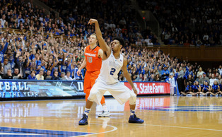 Senior captain Quinn Cook is averaging career highs in field goal, free throw and three-point percentage and has been held to single digits just three times all season.