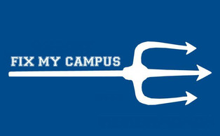 Fix My Campus receives suggestions from over 1,850 members.
