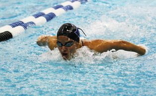 The Blue Devils sent a pair of freshmen to the NCAA Championships in Greensboro, N.C.