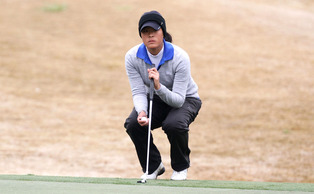 Junior Celine Boutier—2013-14 National Player of the Year—will not join the Blue Devils at the Cougar Classic this weekend, as she will be playing in the final LPGA major of the year in France.