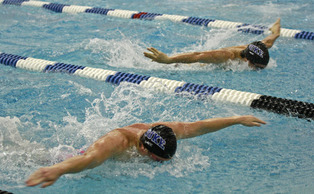 The Blue Devils will compete against William and Mary Friday before meeting Old Dominion and St. Andrews Saturday in the last dual meet of the fall.