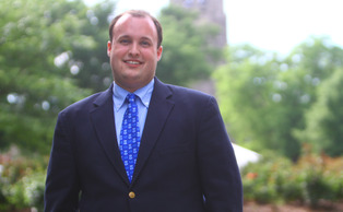 Andrew Barnhill—Divinity '13, the student speaker at Duke's 2013 Commencement Ceremony––is in the process of planning to officially launch a campaign for the North Carolina State Senate.