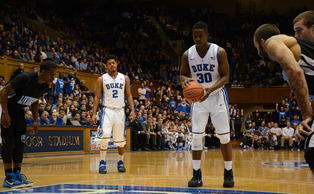 Sophomore Semi Ojeleye has decided to transfer from Duke after averaging 3.0 points per game so far this season.