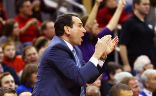 Head coach Mike Krzyzewski has been assisting his quartet of NBA hopefuls as the draft nears Thursday in New York.