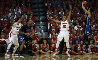 The Blue Devils knocked off the Badgers in December and will look to do it again Monday to claim their fifth national title.