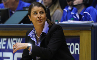 Head coach Joanne P. McCallie said that although her team did not win an ACC regular-season or tournament championship this year, its growth as a group has been truly special.