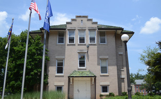 East Residence Hall, pictured above, was renamed this past summer following years of student activism.