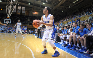 Freshman point guard Tyus Jones has tallied 12 assists so far this season against just three turnovers.