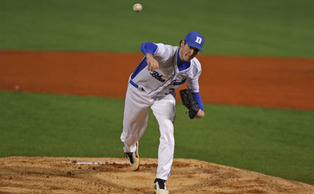 Junior ace Michael Matuella is expected to throw for limited innings in Saturday's clash with the Tar Heels.