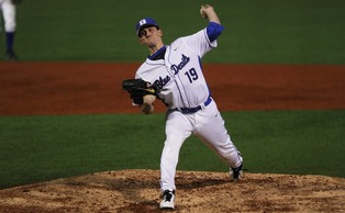 Redshirt senior Dillon Haviland will take the ball for the Blue Devils in Friday's series opener against Clemson.