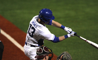 The Blue Devils could not figure out Tar Heel sophomore Zac Gallen, managing only one run in Friday's series opener.