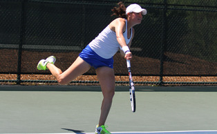 Redshirt junior Rachel Kahan dropped just one game in two singles matches this weekend, a big reason why Duke is headed to Athens, Ga., for the Round of 16.