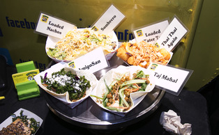 AmigoSan, a food truck centered in Raleigh, presented to the Duke University Student Dining Advisory Committee on Monday.