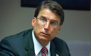 McCrory brought the discussion of the merits of liberal arts to the forefront of state politics in 2013 by commenting that gender-studies should not be funded at the University of North Carolina at Chapel Hill.