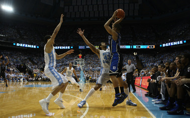The Blue Devils will host North Carolina coming off a 6-for-27 performance from 3-point range against Wake Forest.