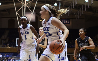 Liston's role with the Blue Devils has steadily increased in her career, and with senior teammate Chelsea Gray out, her play will be even more crucial to the team's success.