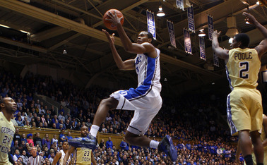 Coming off back-to-back 27-point games, redshirt sophomore Rodney Hood will lead Duke into a matchup with Clemson.