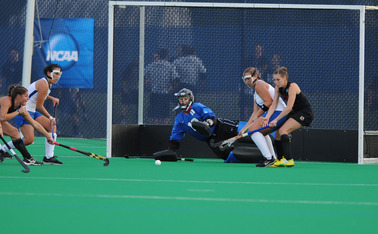 Redshirt junior goalie Lauren Blazing will look to stifle a dangerous North Carolina team, and will be key to Duke's bid to make a repeat trip to the NCAA national championship game.