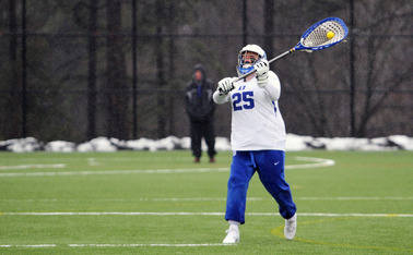 Junior goalie Kelsey Duryea will look to stymie No. 3 Boston College's high-powered offense in Saturday's ACC showdown.