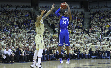 Rasheed Sulaimon will provide Duke with an offensive boost off the bench as the sixth-man.
