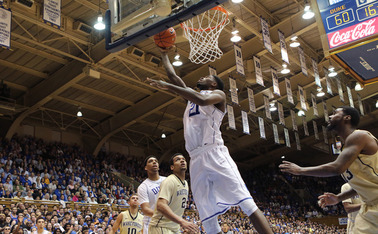 Junior forward Amile Jefferson will look to have an impact inside against a deep N.C. State frontline.