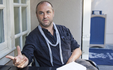 "Colum McCann is the author of the summer reading book ""Let the Great World Spin."""