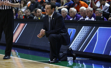 Head coach Mike Krzyzewski will stay at the helm for USA basketball at least through the 2016 Olympics.