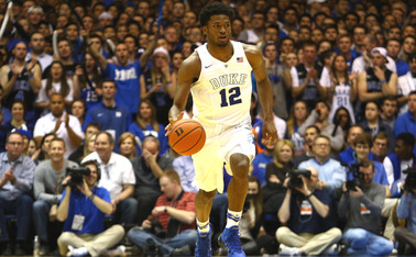 Swingman Justise Winslow had a career day Saturday night and received another game ball as No. 4 Duke trounced Syracuse 73-54.