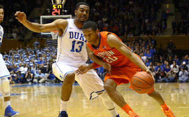 Sophomore guard Matt Jones will be a factor off the bench with his defense and intangibles as Duke's standout glue guy at Virginia Tech Wednesday night.