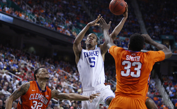 Blue Devil forward Rodney Hood could be the second Duke player to enter the NBA draft early.