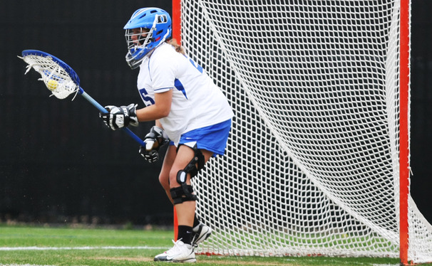 Sophomore Kelsea Duryea was one of two Blue Devils named preseason first team All-ACC and will lead the Duke defense into the 2014 season.