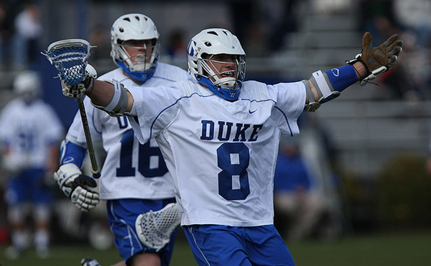 Junior Josh Dionne will lead Duke's offensive attack against North Carolina's highly-touted freshman goaltender.