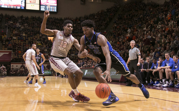 Swingman Justise Winslow will look to continue his recent tear Saturday against a long Syracuse front-line.