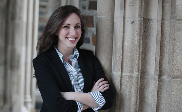 Senior Ashley Alman is running for Young Trustee on a platform that accentuates her extensive extracurriculars.