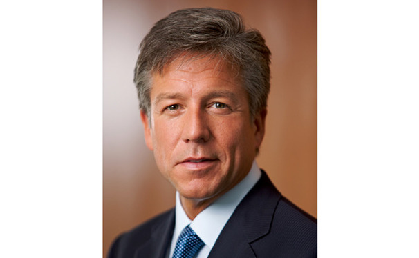 SAP co-CEO Bill McDermott spoke about consumer interests at the Fuqua School of Business Tuesday afternoon.