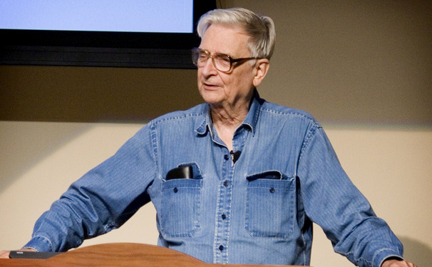 Renowned biologist E.O. Wilson will teach one week-long, for-credit course each year at the Nicholas School of the Environment.