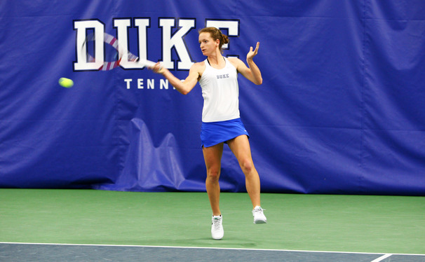 Duke has had a 10-day layoff after capturing the ITA National Team Indoors championship but will return to the court for its first ACC test.